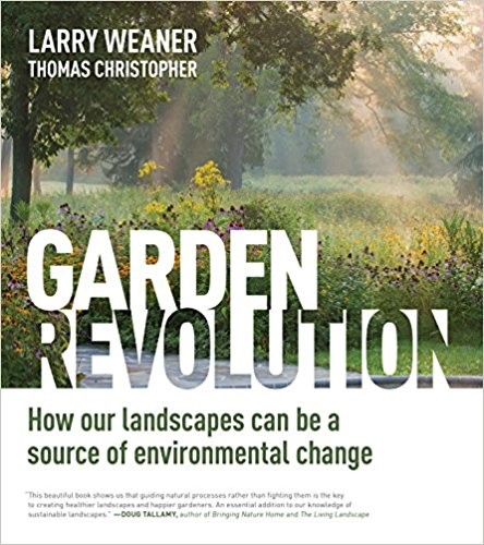 """Garden Revolution:  How our landscapes can be a source of environmental change"""